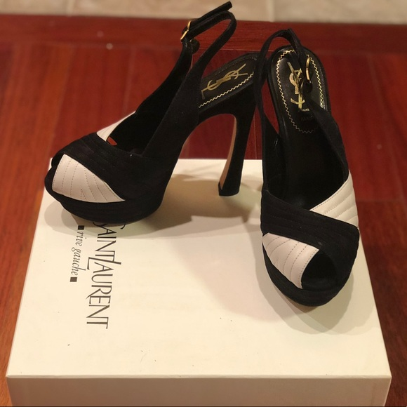 3da443cf123 Yves Saint Laurent Shoes | Authentic Ysl Size 36 Made In Italy ...